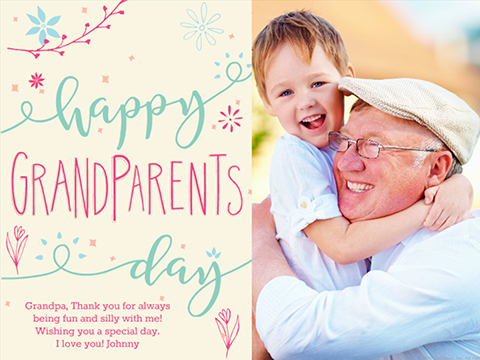 Happy Grandparents Day  -  Smilebox Grandparent's Day  Greeting