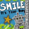Smile, It's Your Day - Scrapbook